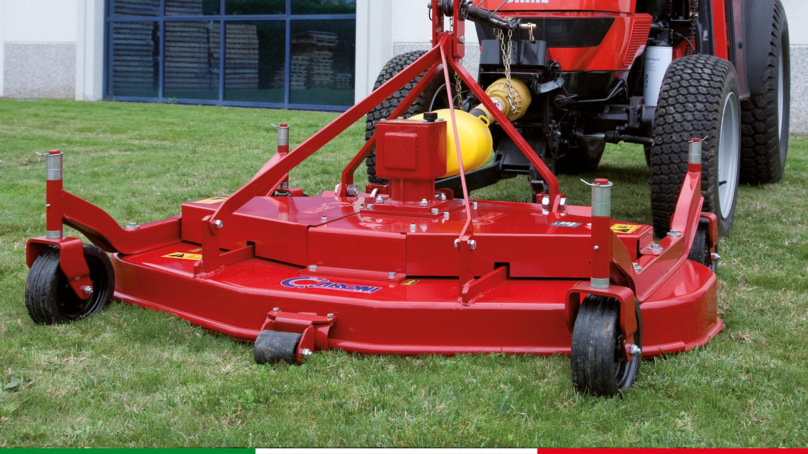Front Mowers F Series – caroni spa