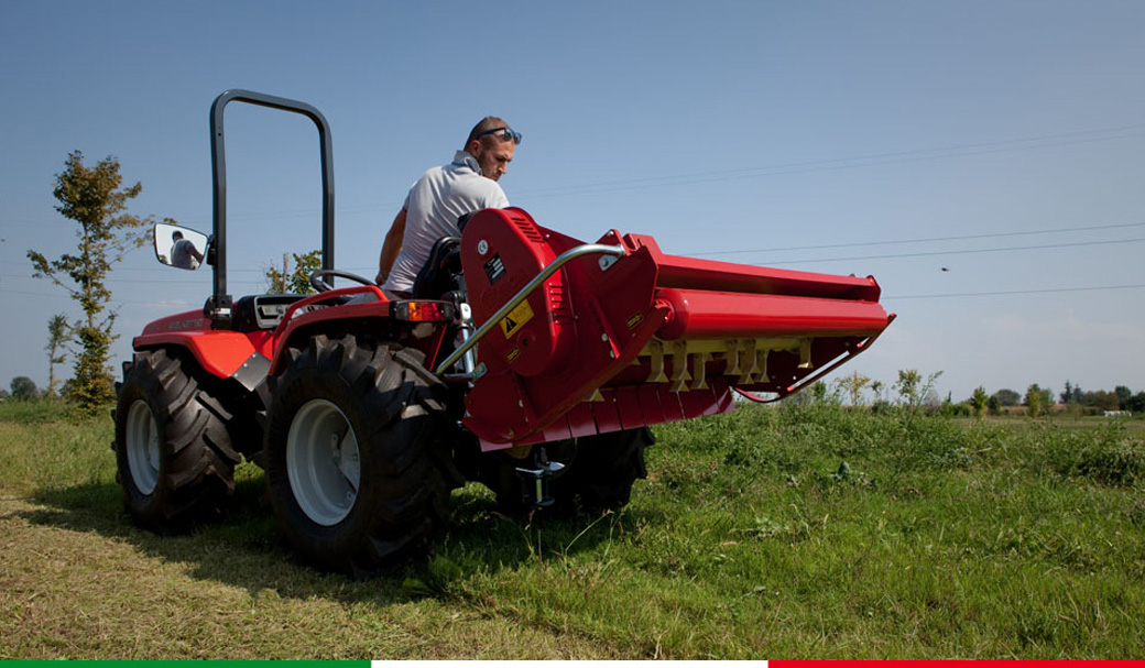 Flail Mowers TL and TM Series – caroni spa
